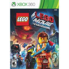 The Lego Movie Videogame (XBOX 360) : Xbox 360 Games - Best Buy Canada