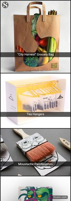The Most Attractive Packaging Designs You Have Ever Seen - Slydor - Your Daily Dose of Fun. #design #products #packaging #package #awesome