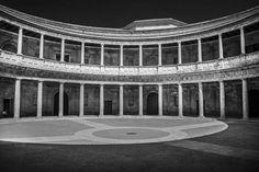 Carlos V palace by Alianna Belmes Rozentsweig - Photo 48115262 / 500px