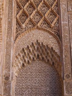 Medersa Attarine, Fez, Morocco by ChihPing