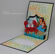 Lovin The Life I Color: My 4th card for this months Karen Burniston Designer Challenge (Summer)