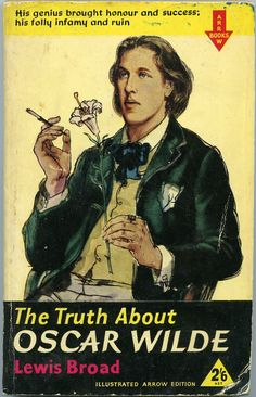 Oscar Wilde is one of the quintessential gay authors in