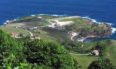 SabaIsland airport