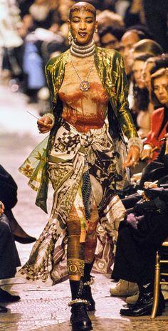 Jean Paul Gaultier // SPRING 1994 // READY-TO-WEAR