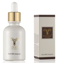 Eunyul Goat Milk Ziegenmilch Serum - Asiatische vor allem koreanische Kosmetik. Tipps schöne Haut.