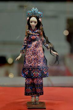 All about dolls - Фото-подборка с Международного кукольного салона