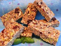 Müsli tyčinky Krispie Treats, Rice Krispies, Healthy Sweets, Cereal, Vegetables, Breakfast, Desserts, Food, Cupcake