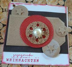Gesegnete Weihnachten von Birgit Schulz