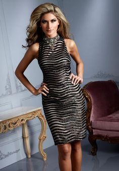 Terani Evenings Dress C2097 at Peaches Boutique