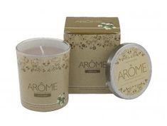 Arôme Vonná svíčka White Jasmine & Honey 160 g - ModerníNákup.