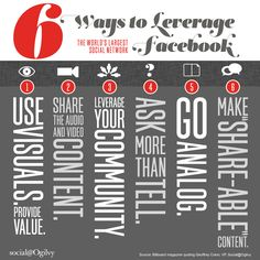 6 Ways to Leverage Facebook as featured on Billboard magazine quoting Geoffrey Colon (@djgeoffe), VP, @SocialOgilvy