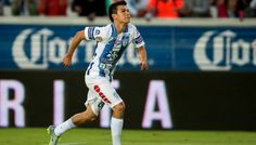 Linked to Man United Hirving Lozano scores a brace for Pachuca (Video)