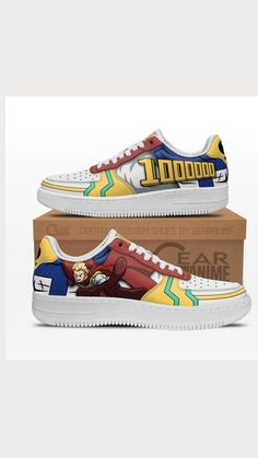 Air Force Shoes, Painted Shoes, Anime Guys, Casual Shoes, Fashion Shoes, Cute Outfits, Sneakers, Pretty Outfits, Tennis