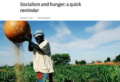 Socialism and Hunger: a Quick Reminder