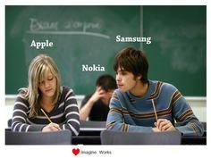 #Nokia #Samsung #Apple #ImagineWorksFun #Startup #Success #ImagineWorks #DeliveringBusinessSolutions
