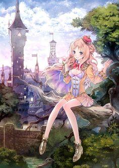 e-shuushuu kawaii and moe anime image board Moe Anime, Kawaii Anime, Japanese Illustration, Illustration Art, Manga Art, Manga Anime, Anime Eyes, Atelier Series, Anime Princess