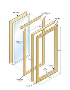 How To: Mirror Frame