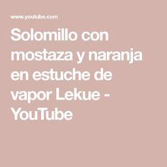 Youtube, Orange, Cooking