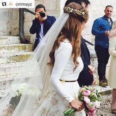 """79 Me gusta, 3 comentarios - Monica Delgado (@chicbymonique) en Instagram: """"#Repost @cmmayz with @repostapp ・・・ Cada vez recibimos fotos más bonitas de nuestras novias ❤ ideal…"""""""