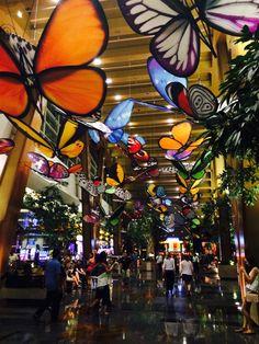 Aria at the City Center in Las Vegas