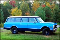 72 Chevy Suburban TN. TITANS EDITION | Flickr - Photo Sharing!