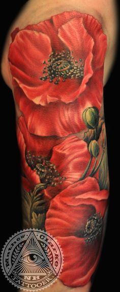 Mathew Clarke - Midnight Moon Tattoo