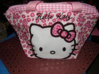 Hello Kitty Pink Leopard Stylish Make Up Bag $12.99