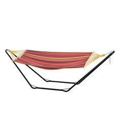 This 'Amazonas BeachSet - Hammock with Stand' is easy to assemble and can be stored easyily in the winter £89.99