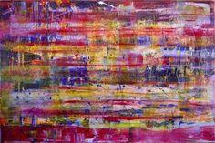 "Saatchi Art Artist Nestor Toro; Painting, ""Cathartic"" #art"