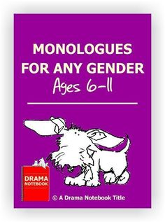 Do you need extra monologues that work with any gender? Here are ten that work for boys or girls. Disney Monologues, Monologues For Kids, Drama Teacher, Drama Class, Work Drama, Drama Activities, Drama Games, Poems For Boys, Teaching Theatre