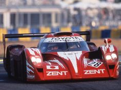 Rétrospective Toyota GT One : entretien avec Manu Collard Road Race Car, Road Racing, Race Cars, Sports Car Racing, Sport Cars, Motor Sport, Supercars, 24 Hours Le Mans, Porsche