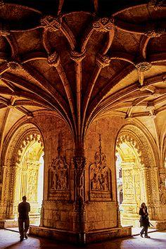 Belém's Jerónimos Monastery (Photograph by Lucas Vallecillos, Redux) Lisbon, Portugal