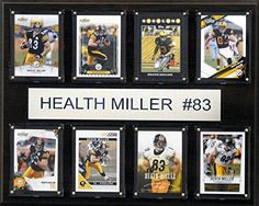 Heath Miller Pittsburgh Steelers Cards