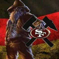 This is so cool I love to represent my favorite team Go Niners!!!!!!!!!!!!!