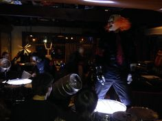 Slipknot (cover band) live @ Ricky's Pub