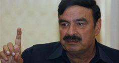 Shaikh Rashid to wait for Tahir-ul-Qadri before starting train march