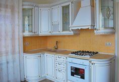 Кухни из массива фото