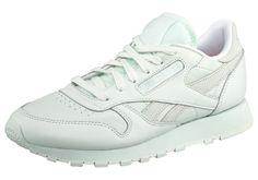 Produkttyp , Sneaker, |Schuhhöhe , Niedrig (low), |Farbe , Mint, |Herstellerfarbbezeichnung , OPAL/WHITE/ROSETTE, |Obermaterial , Leder, |Verschlussart , Schnürung, |Laufsohle , Gummi, | ...