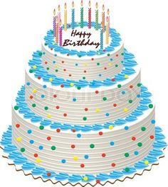 Pin By Heru Lisa On Cakes Pinterest - The biggest birthday cake