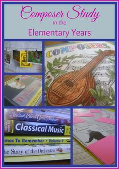 Adding music appreciation and composer study to your homeschool day doesn't need to be hard. With these simple ideas and great resources you can easily add some music appreciation to your homeschool. Classical Education, Music Education, Classical Music, Special Education, Montessori, Music Activities, Educational Activities, Learning Resources, Family Activities