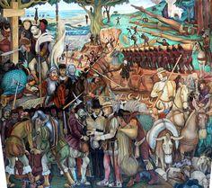 Murales, Diego Rivera