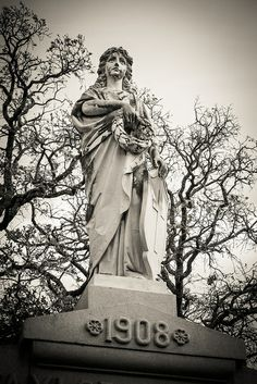 Oakwood Cemetery, Fort Worth, Texas (7 of 7) by AaronRoePhotography, via Flickr