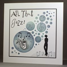 All That Jazz card.