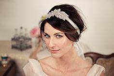 wedding hairstyles headband » wedding gallery