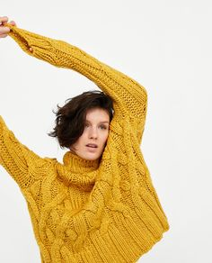 Women's Sweaters   New Collection Online   ZARA United States