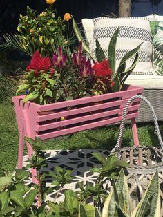 10 Ways to Transform Your Garden on a Budget — Melanie Jade Design Outdoor Rugs, Outdoor Gardens, Outdoor Decor, Courtyard Gardens, Outdoor Spaces, Terracotta Plant Pots, Outdoor Fairy Lights, Garden Makeover, Painted Pots
