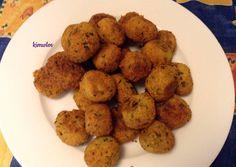 Τραγανά φαλάφελ της μαμάς συνταγή από kimwlos - Cookpad Finger Foods, Dog Food Recipes, Food And Drink, Diet, Vegan, Traditional, Cooking, Health, Ethnic Recipes