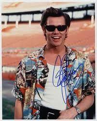 Ace Ventura, pet detective! :)