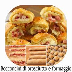 LA RICETTA DEI BOCCONCINI di prosciutto cotto e formaggio è una delle delizie rustiche da non perdere, facili e veloci da preparare sono ...