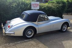 Jaguar XK140 DHC RHD for sale